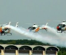 Spanish Patrulla ASPA Aerobatics Team – Luchtmachtdagen 2014 [Video]