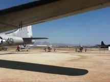 C-17 Approach & Landing – March ARB [Video]
