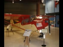Piper Aviation Museum, Lock Haven, PA 10-25-14 [Video]