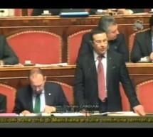 """Intervento di Stefano Candiani al Senato: Meridiana """"Disastro annunciato"""" [VIDEO]"""