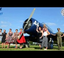 Historical Aircraft Group Airshow – Fly Party 2015 Montagnana [Video]