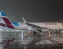 Da domani in servizio il primo aereo con il nuovo brand di Eurowings