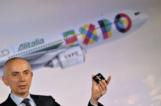 Alitalia, Cassano: due piloti in cabina è regola