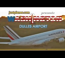 WASHINGTON DULLES by justplanes.com [Video]