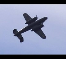 Dutch B-25 Almost Inverted – Wings Of Freedom 2015 [Video]