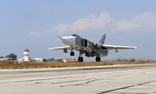 Caccia russo Su-24 abbattuto dall'aviazione turca