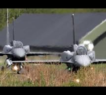 """Advanced F16 Block 52+ Fighting Falcon """"IRON FIST"""" [Video]"""