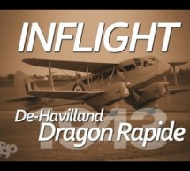 De-Havilland Dragon Rapide aeroplane Flight plus Spitfire Duxford Imperial War Museum [4K [Video]