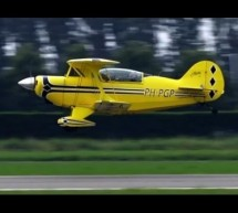 LOW PASS Pitts S-2A Special PH-PGP Wings over Holland 2016 [Video]