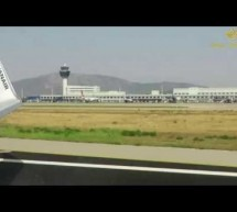 Take off from Athens airport LGAV #Ryanair #FR1260 [Video]