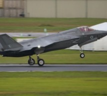 PICTURES: F-35B touches down in UK for show debut