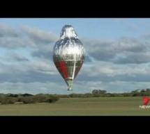 Fai: Fedor Konyukhov ha completato in solitaria il giro del mondo in mongolfiera -2 VIDEO