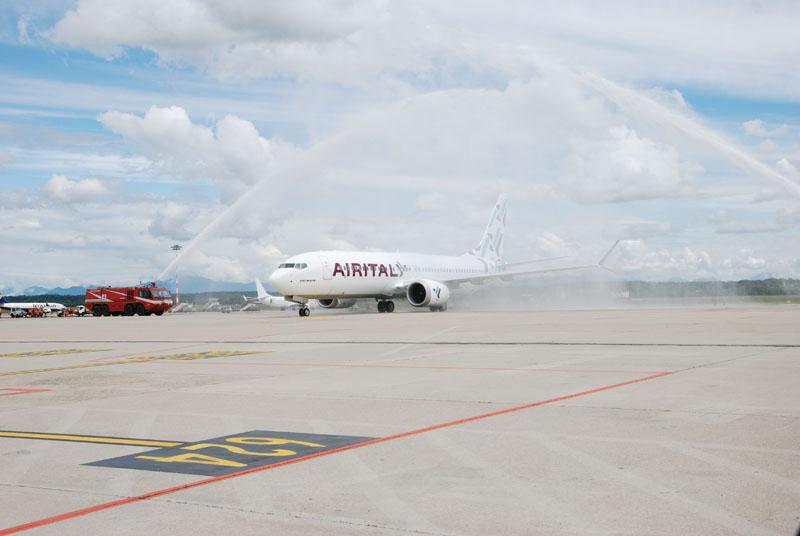 737 MAX Air Italy 2