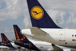 Lufthansa Brussels
