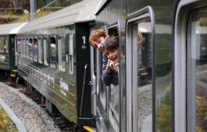 Interrail, Eurail,