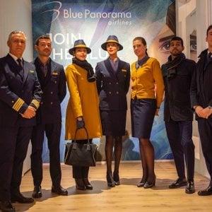 Blue Panaroma
