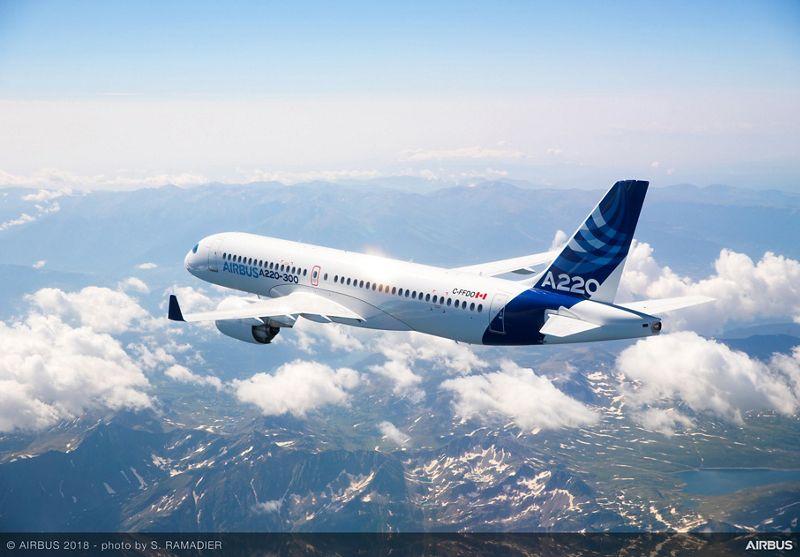 A220 300 in flight 027