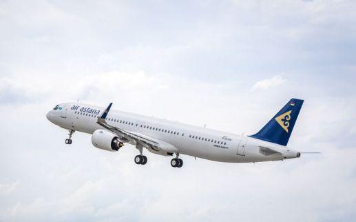 A321LR Air Astana