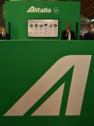Alitalia TTG 2019