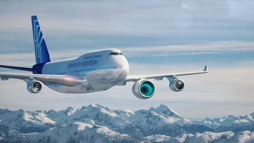 RR Qantas Flying Testbed