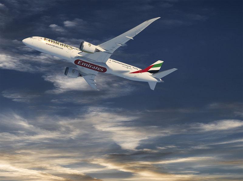 787 Emirates