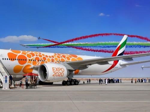 Emirates Dubai Airshow