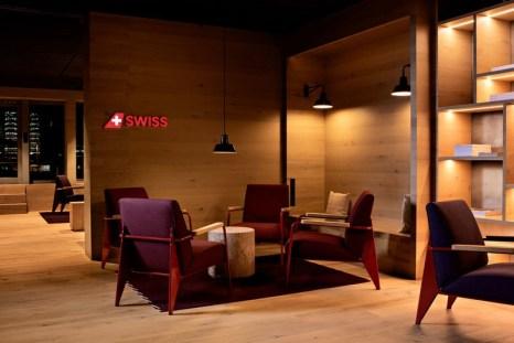 Swiss Alpine Lounge Zurich