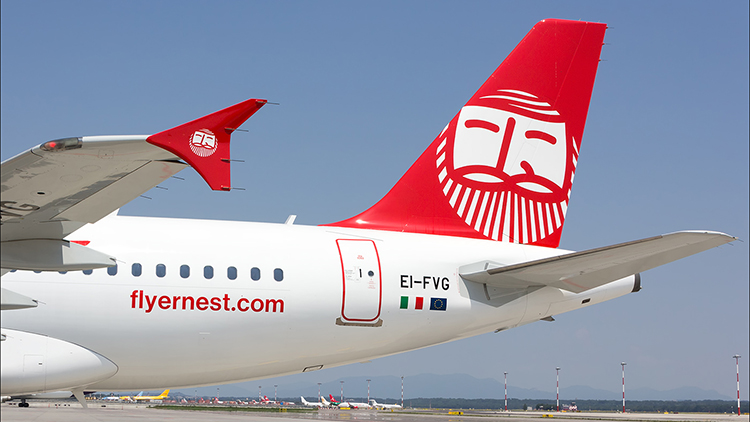 """Ernest cambia """"pelle"""": via gli Airbus arrivano gli ATR – Naviganti.org"""